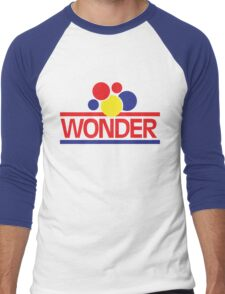 Vintage Wonder Bread Men's Baseball ¾ T-Shirt