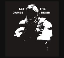 Bane T-shirt by jesseskerritt