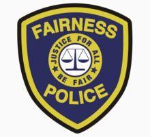 Fairness Police Kids Clothes