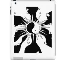 Yin Yang Star iPad Case/Skin