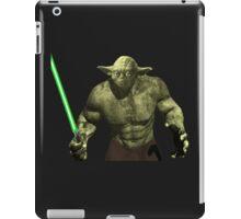 Yodahulk iPad Case/Skin