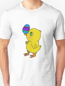 Easter Chick by GIA5 Unisex T-Shirt