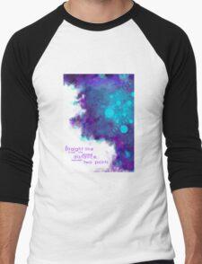A Tesseract Men's Baseball ¾ T-Shirt