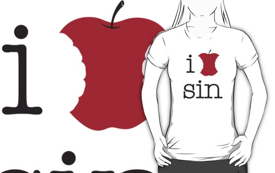 I APPLE SIN by yanmos