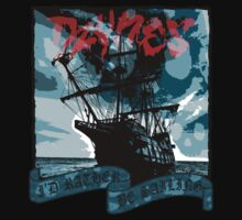 I'd Rather Be Sailin' by DZYNES