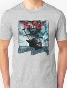 I'd Rather Be Sailin' Unisex T-Shirt