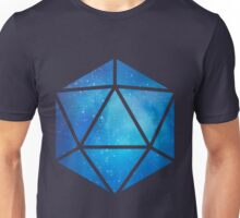 D20 Clear Sky View Unisex T-Shirt