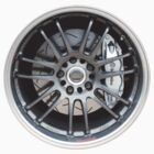 Rays Engineering, Volk Racing series RE30 wheel by whm001