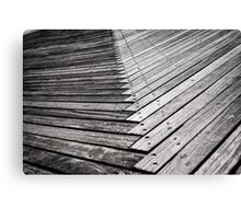 Coney Island Boardwalk Canvas Print