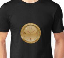 Golden Clock - Steampunk Unisex T-Shirt