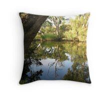 Riverbend Park Werribee VIC Throw Pillow