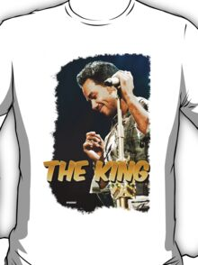 """THE KING"" of Bachata - Romeo Santos T-Shirt"