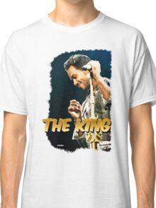 """THE KING"" of Bachata - Romeo Santos Classic T-Shirt"
