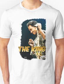 """THE KING"" of Bachata - Romeo Santos Unisex T-Shirt"