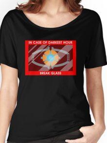 Emergency matrix Women's Relaxed Fit T-Shirt