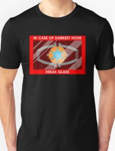 Emergency matrix Unisex T-Shirt