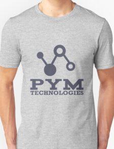 Pym Technologies Logo blue Unisex T-Shirt