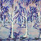 Midnight Garden Two by Kay Clark