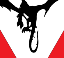 Give Way: Nazgul Sticker