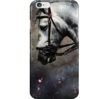 The Horse Among the Stars iPhone Case/Skin