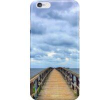 Horizon Line. iPhone Case/Skin