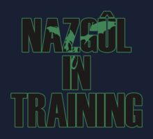 Nazgul In Training by PaulRoberts