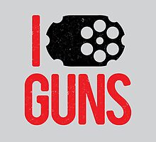 I heart Guns by ihearteverythin