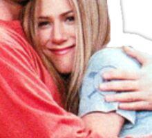 Friends - Rachel and Joey Sticker