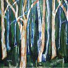 Woodlands Three by Kay Clark