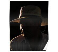 portrait in the last light - retrato en la ultima luz Poster