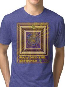 many retruned Tri-blend T-Shirt