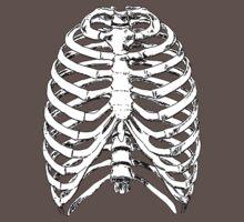 Human Anatomy: Rib Cage Kids Clothes