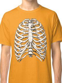 Human Anatomy: Rib Cage Classic T-Shirt