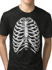 Human Anatomy: Rib Cage Tri-blend T-Shirt