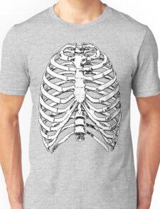Human Anatomy: Rib Cage Unisex T-Shirt