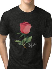 For Love Tri-blend T-Shirt