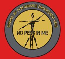 Running - My Performance Enhancement Drug Baby Tee