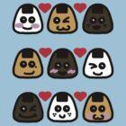 Onigiri Love is Love by HeyPk