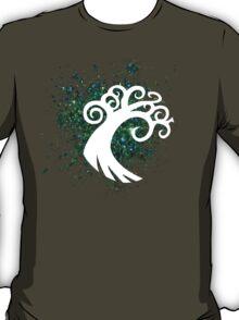 Magic The Gathering -  Simic Combine Splatter T-Shirt