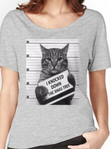 This would be My Cat Women's Relaxed Fit T-Shirt