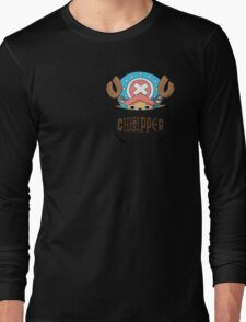 One Piece (Cute Chopper) Anime Long Sleeve T-Shirt