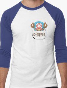 One Piece (Cute Chopper) Anime Men's Baseball ¾ T-Shirt