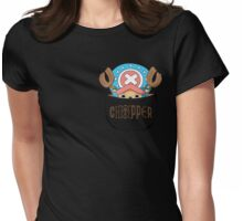 One Piece (Cute Chopper) Anime Womens Fitted T-Shirt