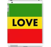 Rasta Love iPad Case/Skin