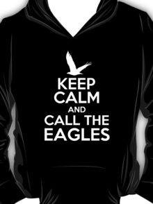 Keep Calm and Call the Eagles T-Shirt