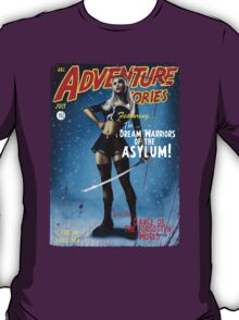 Adventure Stories The Dream Warriors of the Asylum T-Shirt