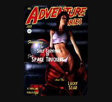 Adventure Stories the Sole Survivor of the Space Truckers T-Shirt