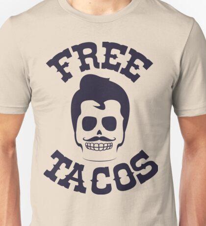 Skull Tacos Unisex T-Shirt