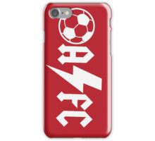 Arsenal FC ACDC Football / Soccer Cell Phone Case iPhone Case/Skin