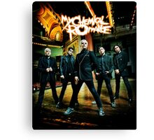 CHEMICAL ROMANCE Canvas Print